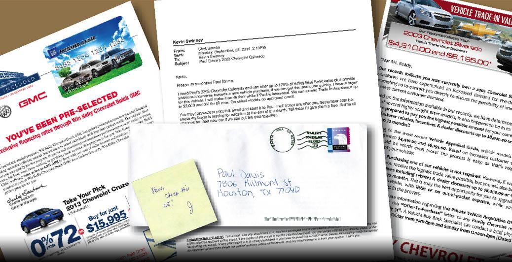 TPG Laser Letters