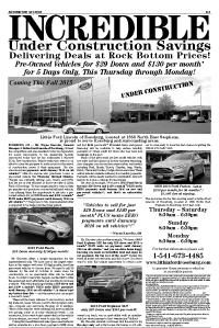 Lithia Ford Roseburg_JLTR_Incredible Construction_102915_3k a Unit-25 Sold