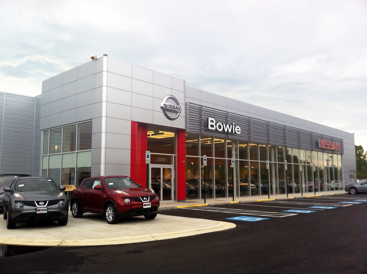 Nissan Of Bowie Tpg Auto The Premier Group