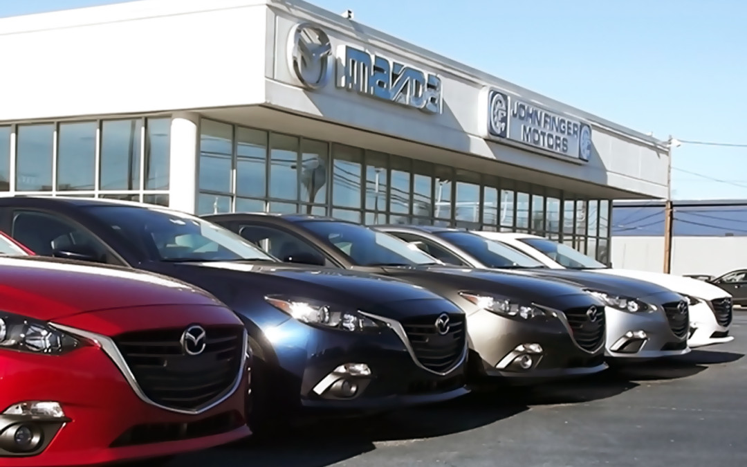 John Finger Mazda Tpg Auto The Premier Group