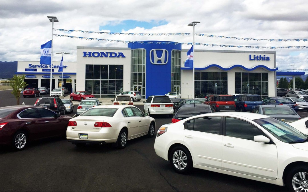 Lithia Honda Of Medford Tpg Auto The Premier Group