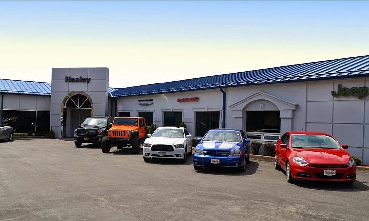 Healey Chrysler Jeep Dodge Ram Tpg Auto The Premier Group