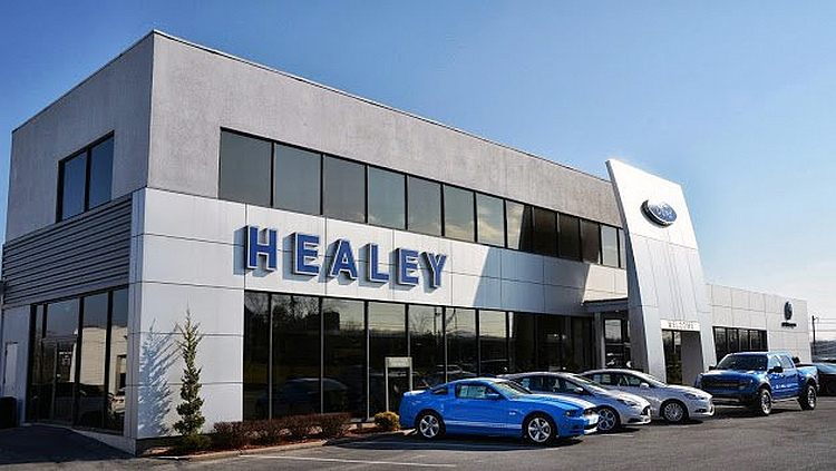 Healey Ford Mitsubishi