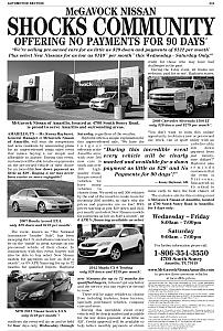 McGavock Nissan Amarillo_JLTR Shocks_022416