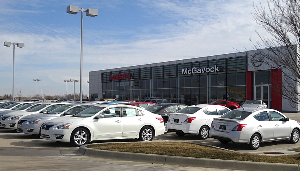 McGavock Nissan of Wichita