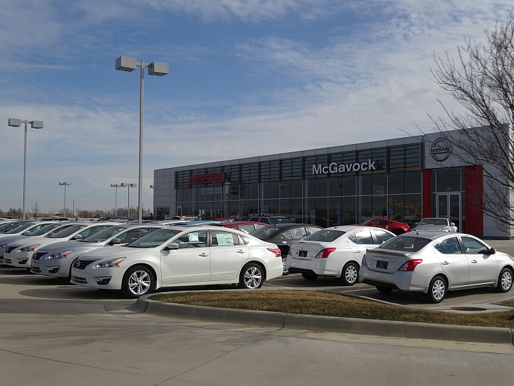 McGavock Nissan Of Wichita