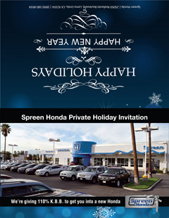 Spreen Honda_GC_Holiday Credit_121715-1
