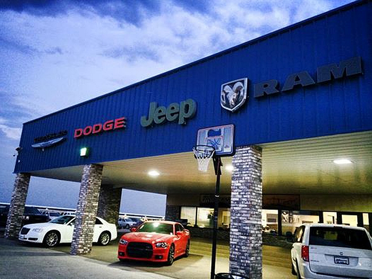 Tate Branch Hobbs Nm >> Tate Branch Chrysler Jeep Dodge RAM - TPG Auto The Premier Group