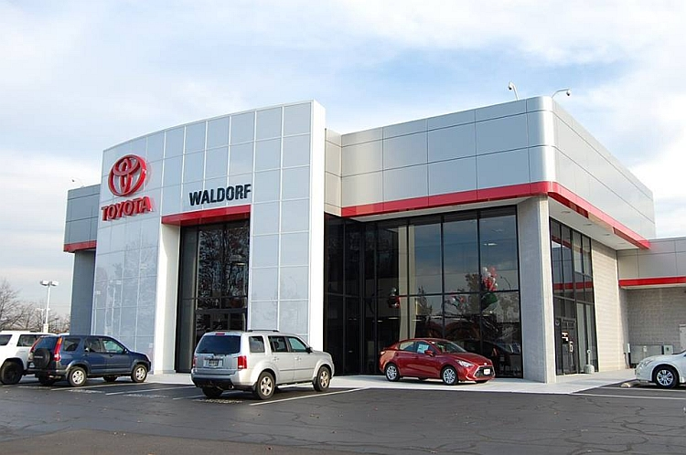 Waldorf Toyota Pre-Owned & New