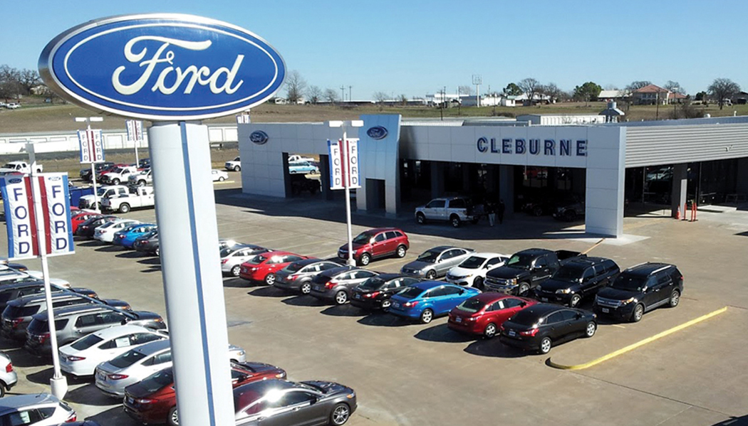 Cleburne Ford – Latest ALG!