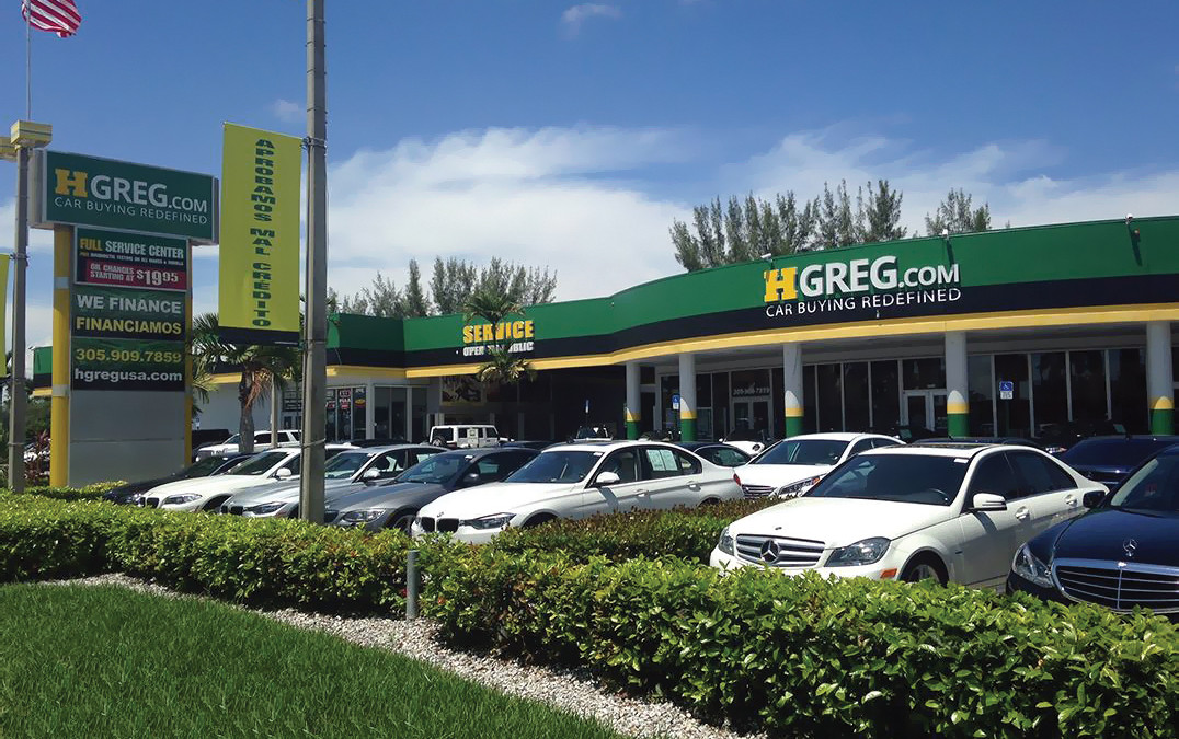 HGreg USA TPG Auto The Premier Group
