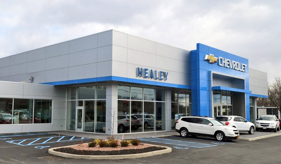 Healey Chevrolet of Poughkeepsie – 60 Sold!