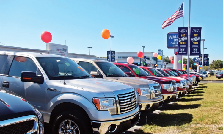 Waldorf Ford Used Car-Truck Center