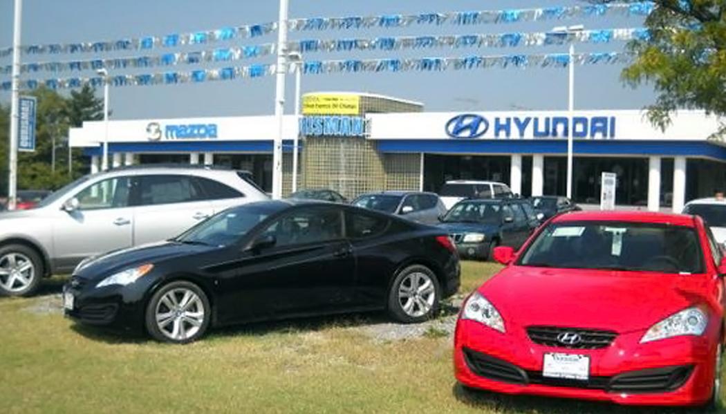 Ourisman Hyundai Mazda Mitsubishi