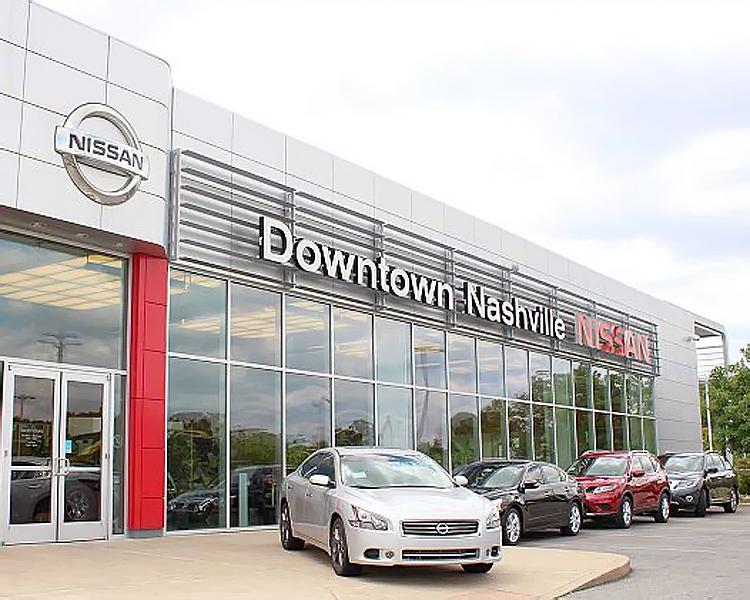Downtown Nashville Nissan Tpg Auto The Premier Group
