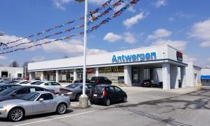 Antwerpen Auto World