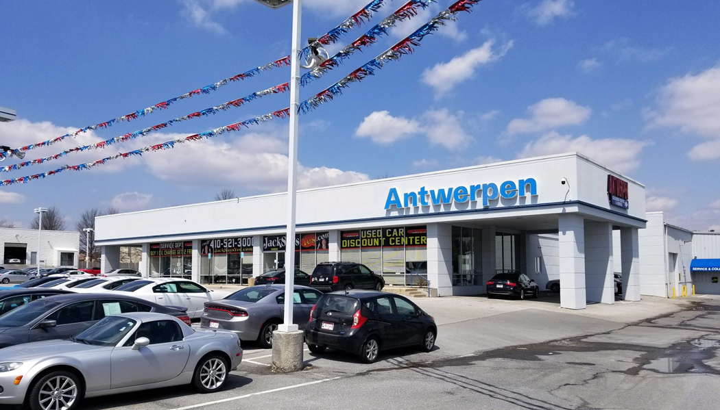 Antwerpen Auto World