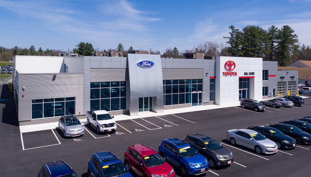 Bill Dube Ford Toyota – Latest Letter!