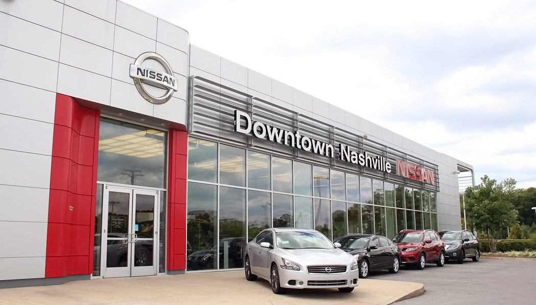 Downtown Nashville Nissan – Latest Laser!