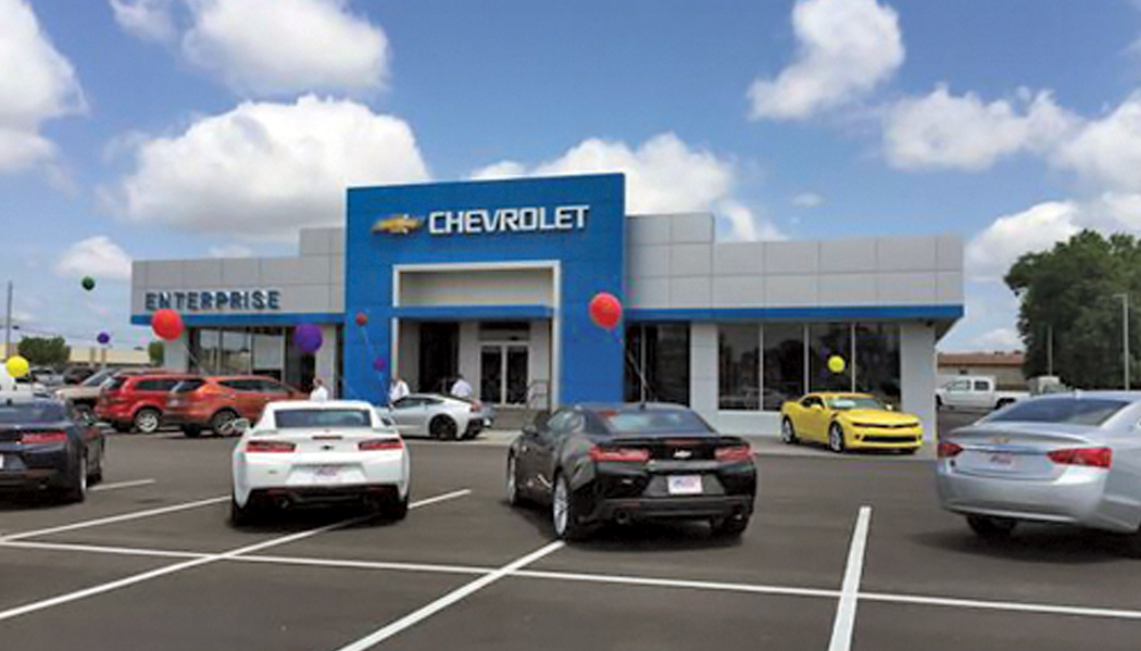 Enterprise Chevrolet – Latest ALG!