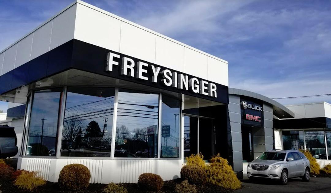 Freysinger Buick Gmc Tpg Auto The Premier Group