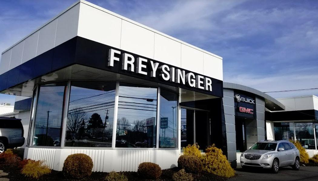 Freysinger Buick GMC – Latest ALG!
