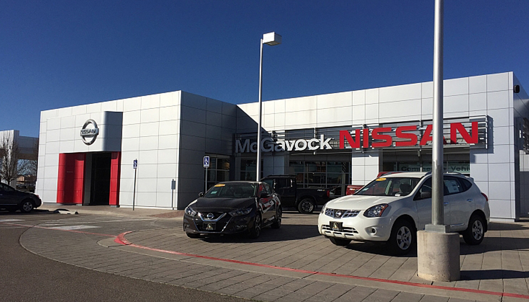 Mcgavock Nissan Of Amarillo Tpg Auto The Premier Group
