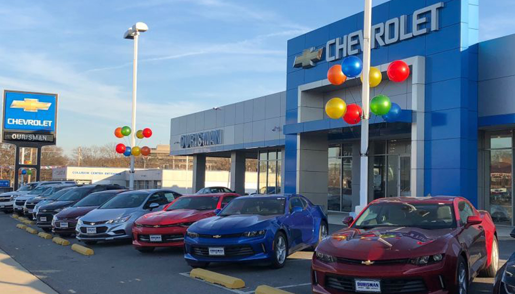 Ourisman Chevy of Baltimore – Latest ALG!