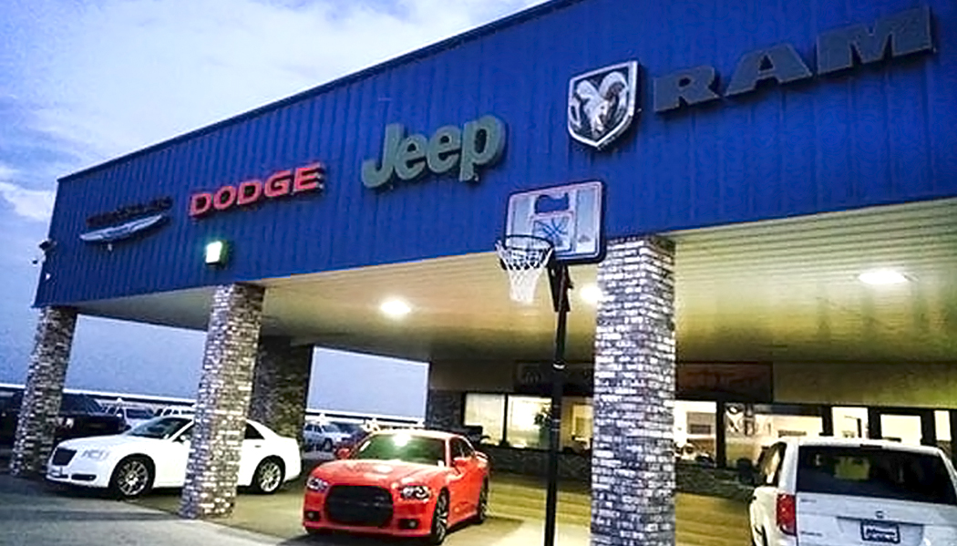 Tate Branch Chrysler Jeep Dodge RAM