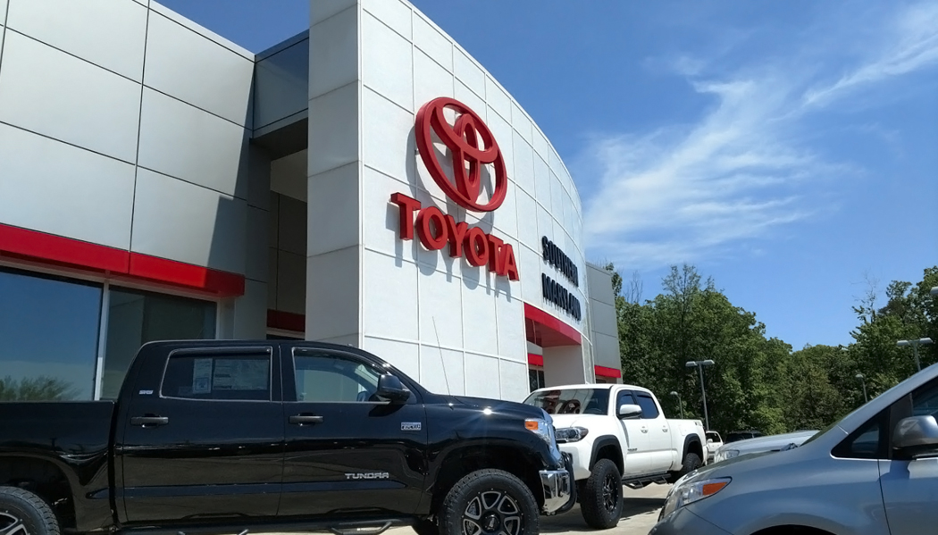 Toyota Of Southern Maryland – Latest ALG!