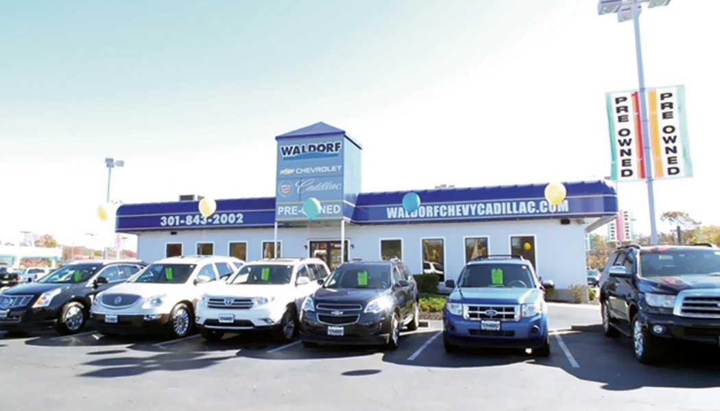Waldorf Chevrolet Cadillac Pre-Owned